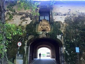 Galle Entrance