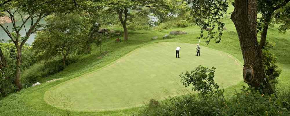Two Month of Golf around Sri Lanka during COVID